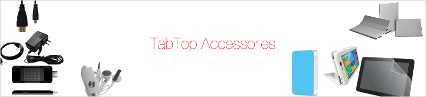 TabTop Accessories