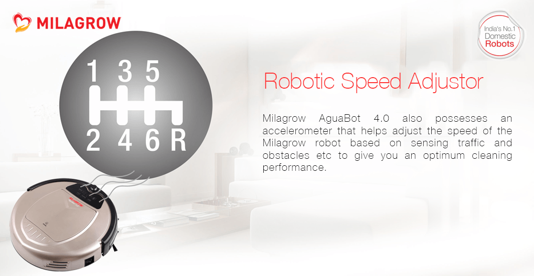 Robotic Speed Adjustor