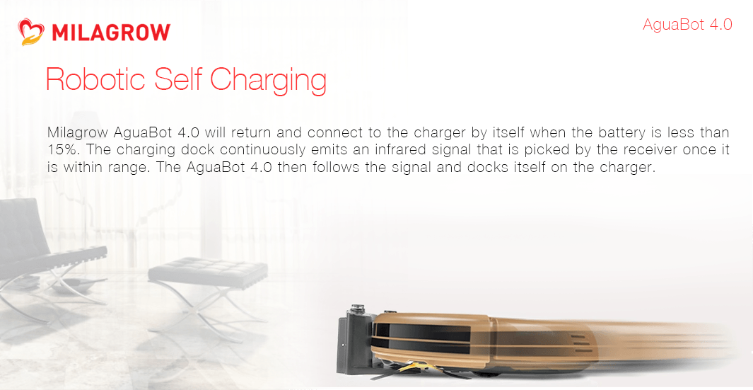 Robotic Self Charging