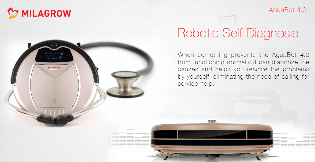 Robotic Self Diagnosis