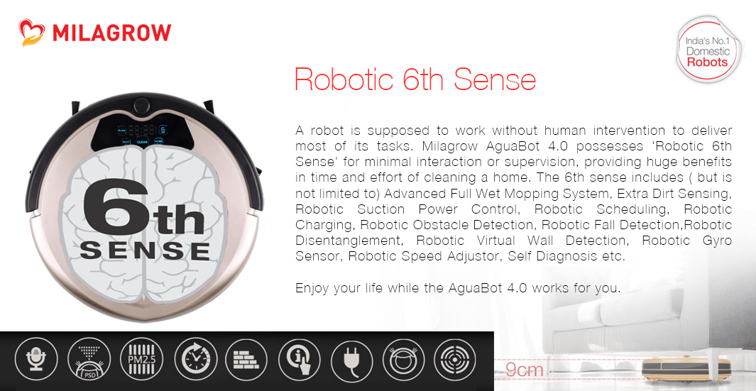 Robotic 6th Sense