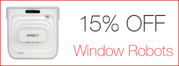 15 % Window Robot
