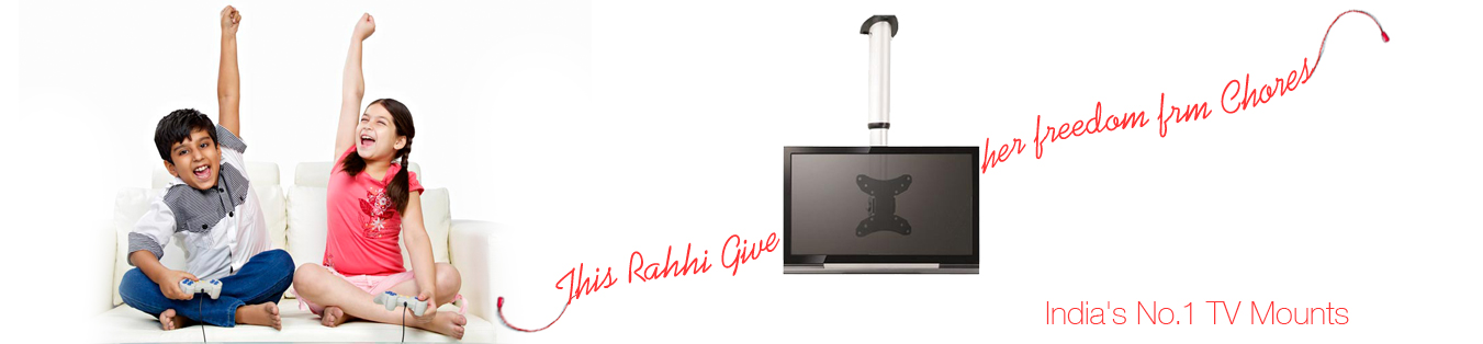 rakhi tv mounts